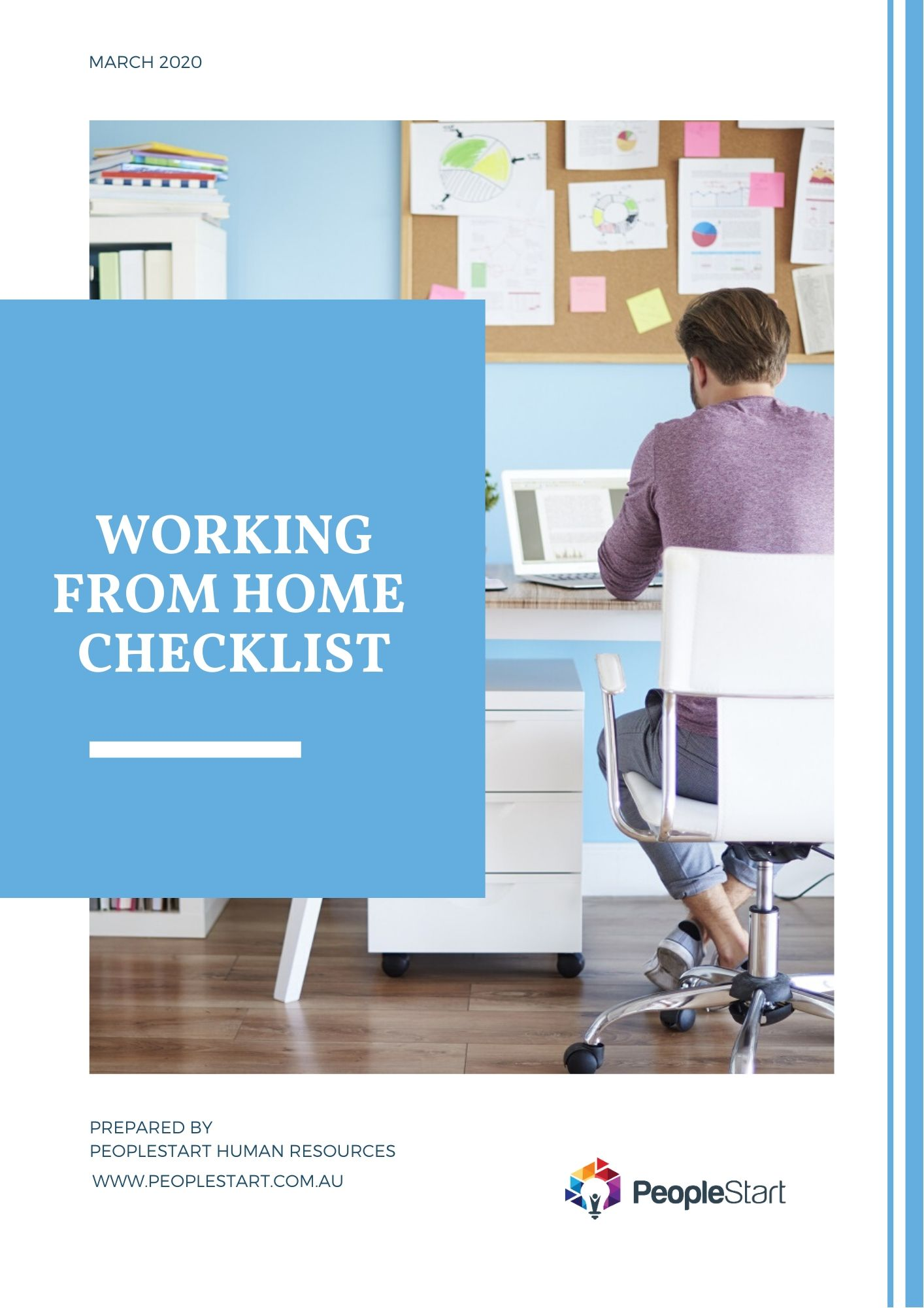 PeopleStart Working From Home Checklist
